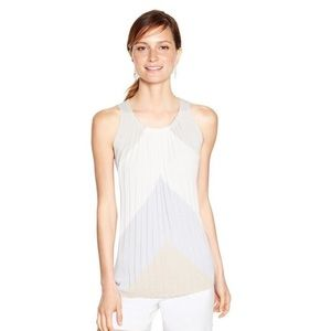 White House Black Market Sleeveless Blouse